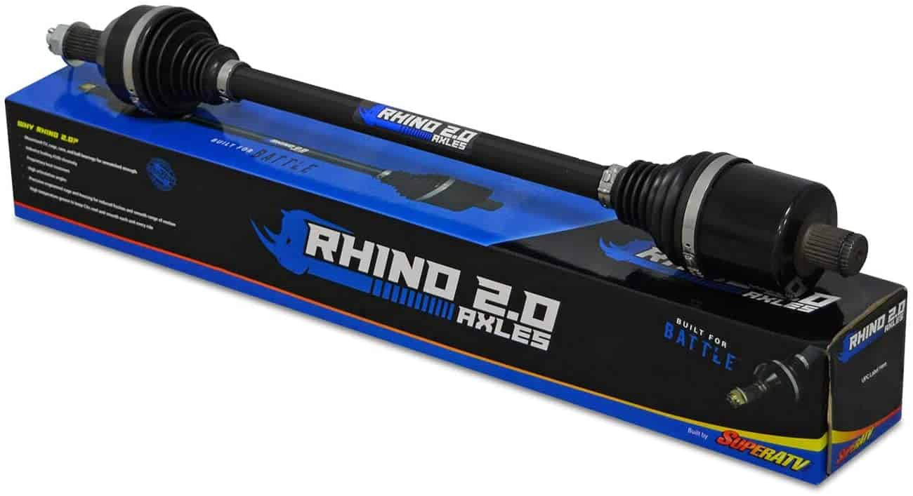 Super ATV Rhino Axle