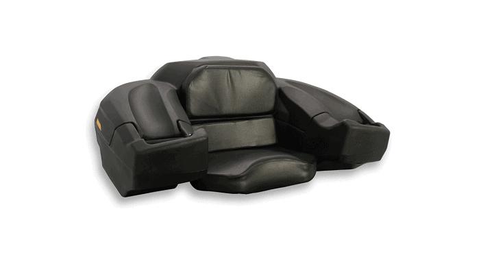 Black Boar (66010) ATV Rear Storage Box and Lounger