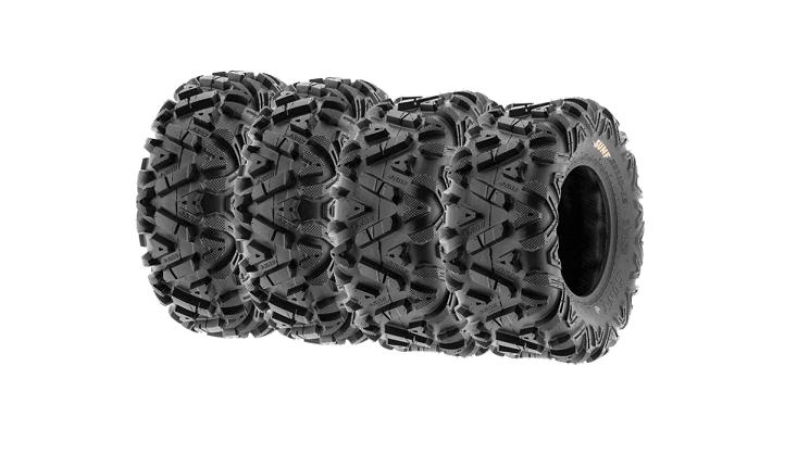 sunf set of 4 tires