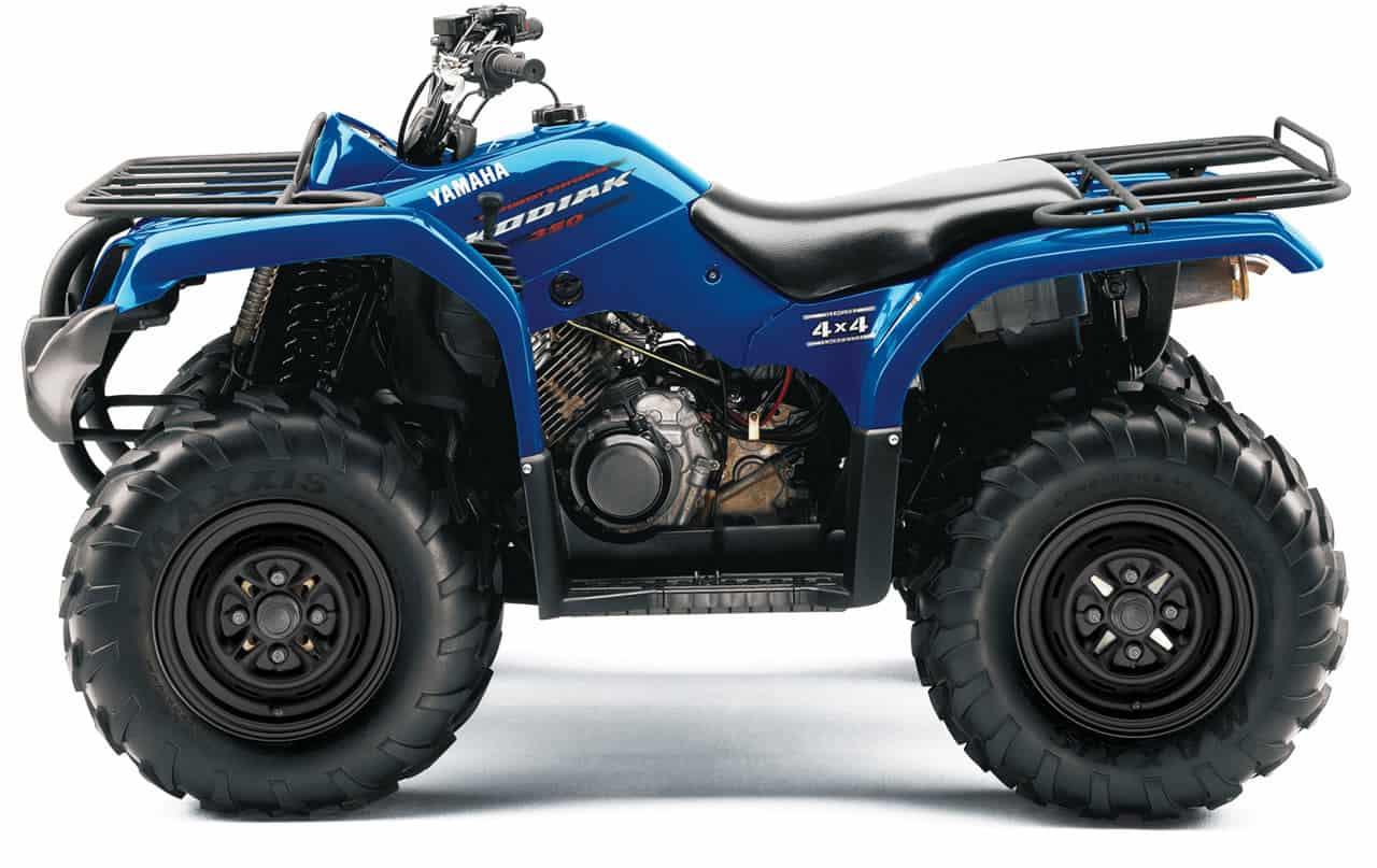 Yamaha Kodiak 350 4x4